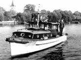 Grenzboot GB-25 in Berlin Stralau